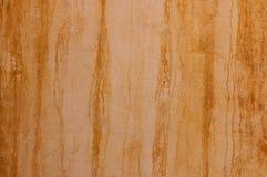 För tappninggrunge för abstrakt orange bakgrund lyxig rik design för textur för bakgrund med elegant antik målarfärg på väggillus Arkivfoto