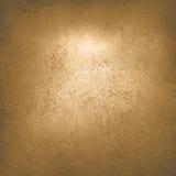 För tappninggrunge för abstrakt guld- bakgrund lyxig rik design för textur för bakgrund med elegant antik målarfärg på väggillustr Royaltyfri Foto