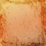 För tappningpapper för Grunge retro textur, grungy gammal bakgrund för orange guling Royaltyfri Foto