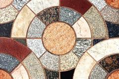 För texturbakgrund för granit marmor mönstrad marmor av Thailand, abstrakt naturlig marmor som är svartvit för den inomhus utomhu arkivbilder