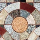 För texturbakgrund för granit marmor mönstrad marmor av Thailand, abstrakt naturlig marmor som är svartvit för den inomhus utomhu Royaltyfria Foton