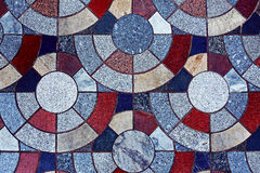 För texturbakgrund för granit marmor mönstrad marmor av Thailand, abstrakt naturlig marmor som är svartvit för den inomhus utomhu Royaltyfria Bilder