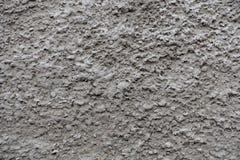 För texturbakgrund för murbruk vägg rynkad dekorativ sömlös brunt Arkivbilder