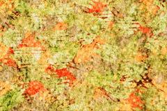 För texturmålarfärg för brunt papper bakgrund för tapet Royaltyfri Fotografi