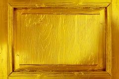 för texturtree för abstrakt bakgrund guld- trä Royaltyfria Foton