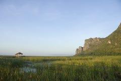 för thungvåtmark för roi sam thailand yot Royaltyfri Fotografi
