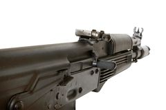 för trycksprutakalashnikov för 105 ak maskin Royaltyfri Bild