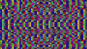 För tvefterföljd för fantasi som dålig läcka för ljus blänker bakgrund digital r?d twirl f?r abstactkonst djupt vektor illustrationer