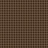 För tygtextur för Diagonal brun beige sömlös modell royaltyfri illustrationer