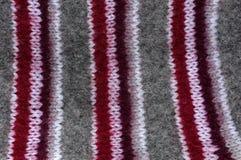 För ullrät maska för textur naturlig modell Royaltyfri Fotografi