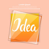 För utvecklingsaffär för idé idérik idékläckning Infographic stock illustrationer