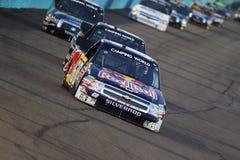 För världslastbil för NASCAR campa serie Arkivbilder