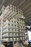 För vattenbehandling för omvänd osmos lätthet Royaltyfria Foton
