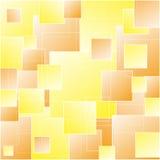 För vektor mosaik colorfully Arkivbilder