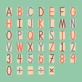 För vektorillustration för gullig stilsort plan symbol vektor illustrationer