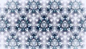 För vitblått för abstrakt begrepp kall tapet för färg Royaltyfria Bilder