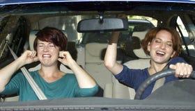 Förarglig chaufför Royaltyfria Bilder