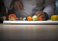 Förbereda ingredienser att laga mat fotografering för bildbyråer
