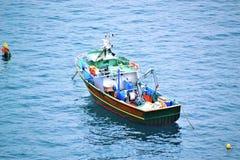 Förbereda sig för en dag på havet Fotografering för Bildbyråer