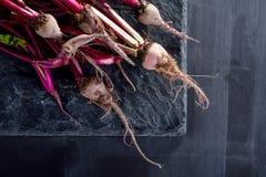 Förbereda sund vegetarisk mat Arkivfoton