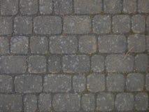 förberedande asfalt arkivfoto
