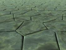 Förberedande stenar för marmor royaltyfri illustrationer