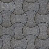 Förberedande tjock skiva för våg. Sömlös Tileable textur. Royaltyfri Bild