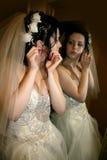 förberedelsebröllop Royaltyfri Bild