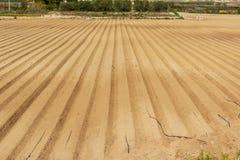 Förberett landningfält fotografering för bildbyråer