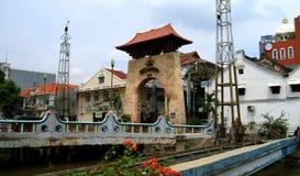 Förbipasserande Baroe Jakarta Royaltyfria Foton