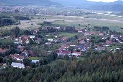 förbise townen royaltyfri foto