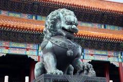 Förbjuden stad, Kina Royaltyfria Foton