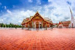 Förbluffa av templet arkivfoto