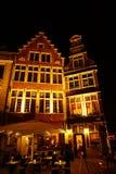 Förbluffa Ghent i Belgien Arkivbild