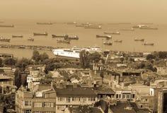 Förbluffa Istanbul Royaltyfri Bild