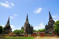 Forntida stad av thailand Royaltyfri Foto