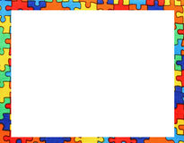 förbrylla ramen med utrymme för att skriva din text Royaltyfri Bild