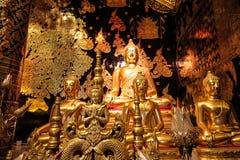Förbud Den Temple (Wat Ban Den) Royaltyfri Foto