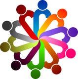 förbunde logo Royaltyfri Bild