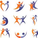 förbunde logo Arkivfoton