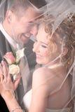 förbunden bröllop Royaltyfri Fotografi