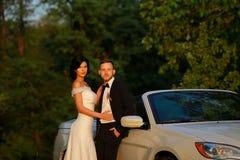 förbunden bröllopbarn Royaltyfri Foto