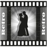 förbunden förälskelse Fotografering för Bildbyråer