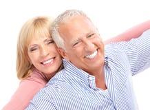 förbunden pensionärer Royaltyfri Bild