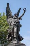 Förbundsmedlemsoldater och sjömän av den Maryland monumentet Royaltyfri Bild