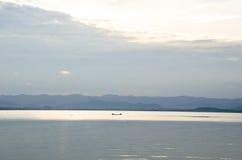 Fördämningfartyg Fotografering för Bildbyråer