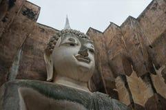 Fördärva av Buddhasammanträde Arkivbilder