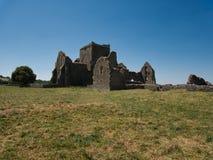 Fördärva av den Hore abbotskloster i Irland på Cashel royaltyfria foton