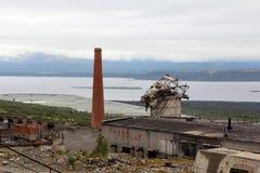 Fördärva av fabrik Royaltyfri Bild