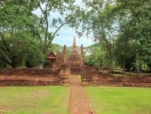 Fördärva av pagod Arkivfoto